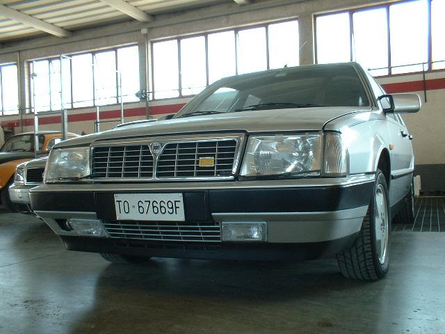 Lancia Thema 8.32 SW (ex Agnelli)