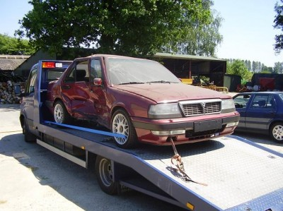 Donor Lancia Thema 8.32