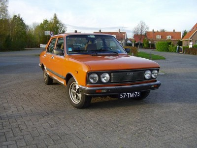 Fiat 132 2000 1977