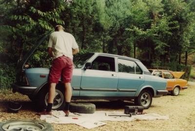 Fiat 132 2000 i.e. Climatizzata