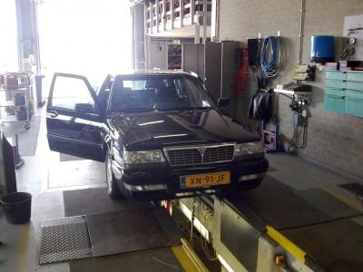 RDW Lelystad - Lancia Thema 8.32 SW