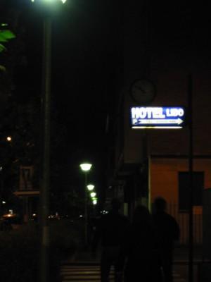 Nachtelijk hoogtepunt - 8.32 Meeting Toscane 2003