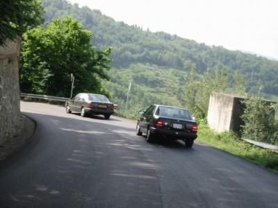 We zijn onderweg - 8.32 Meeting Toscane 2003
