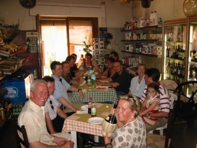 Volle winkel - 8.32 Meeting Toscane 2003