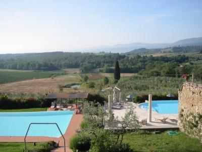 Uitzicht - 8.32 Meeting Toscane 2003