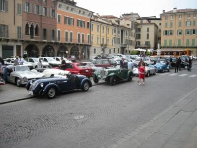 Mille Miglia - 8.32 Meeting Toscane 2003