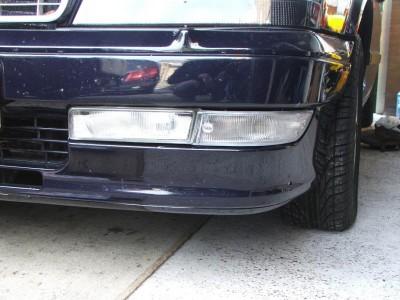 Lancia Thema 8.32 SW - Standlicht